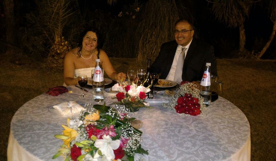 Il matrimonio di Francesca e Paolo a Bagheria, Palermo