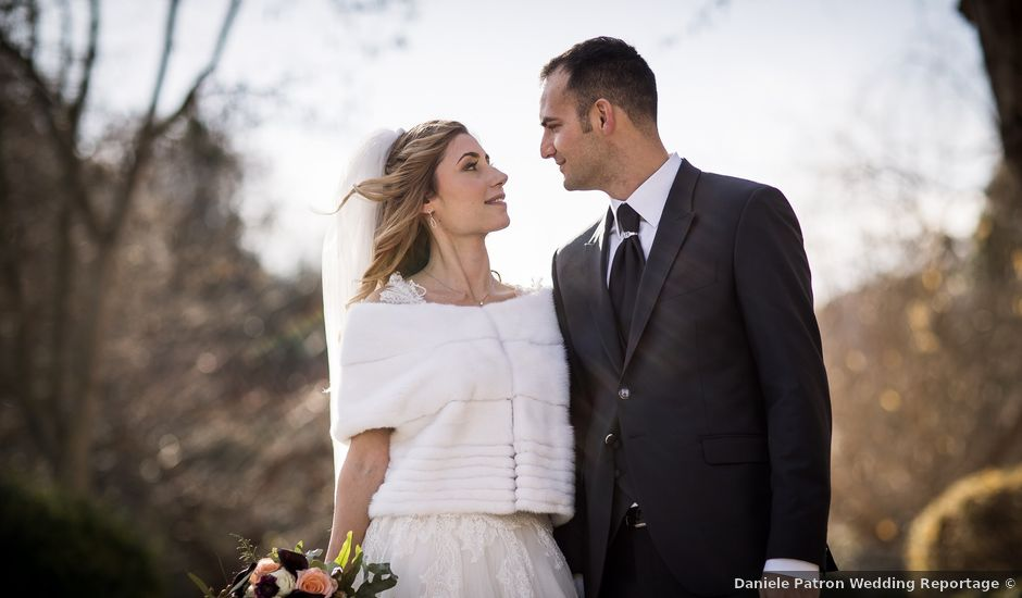 Il matrimonio di Stefano e Francesca a Roma, Roma