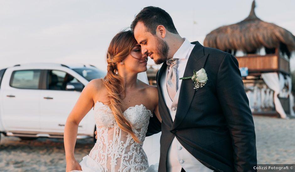 Il matrimonio di Sandro e Ylenia a Fiumicino, Roma