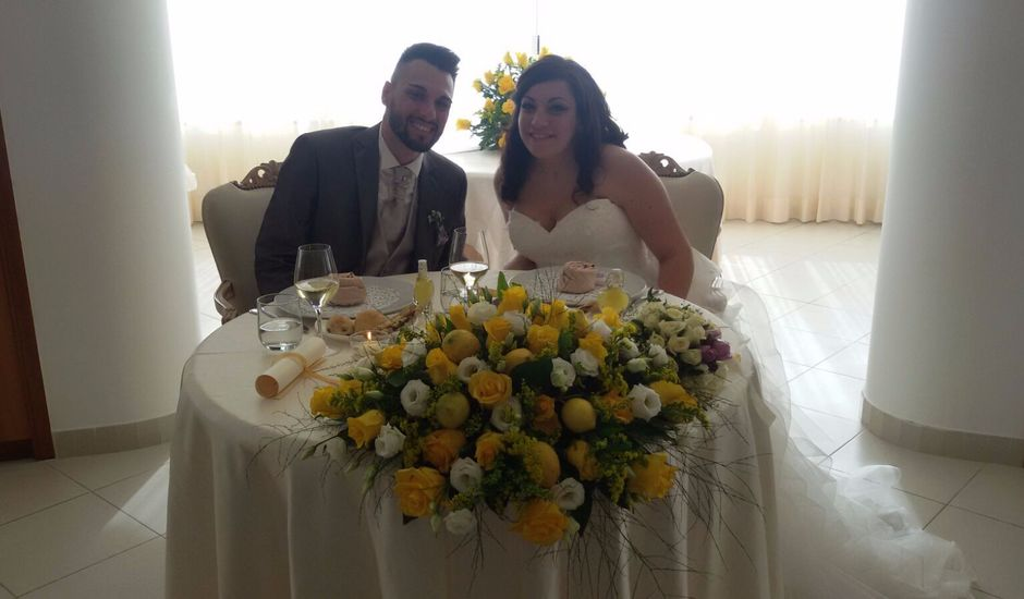 Il matrimonio di Filippo e Luisa a Massa Lubrense, Napoli