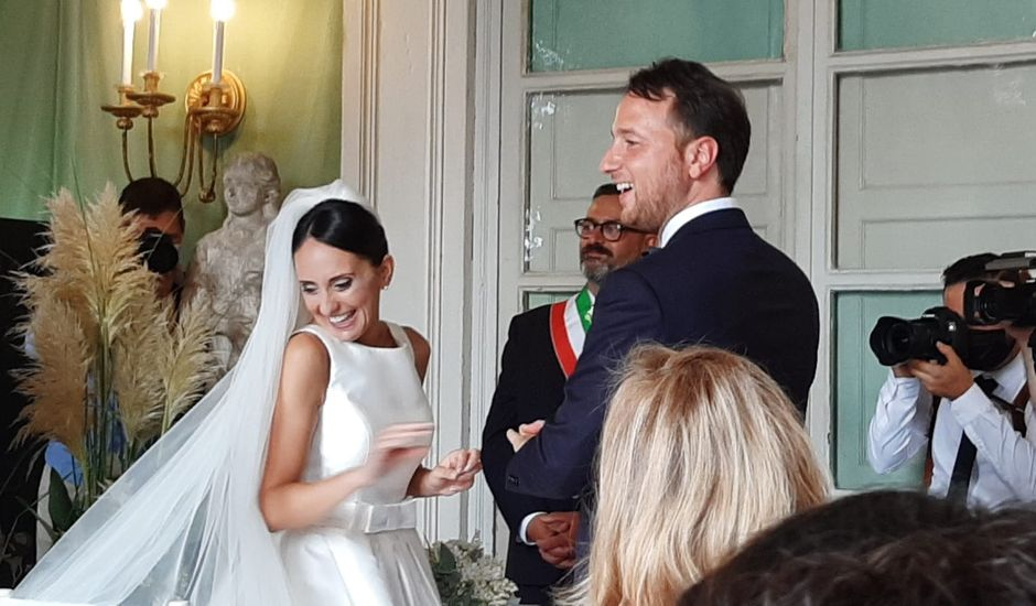 Il matrimonio di Marco e Elena  a Lucca, Lucca