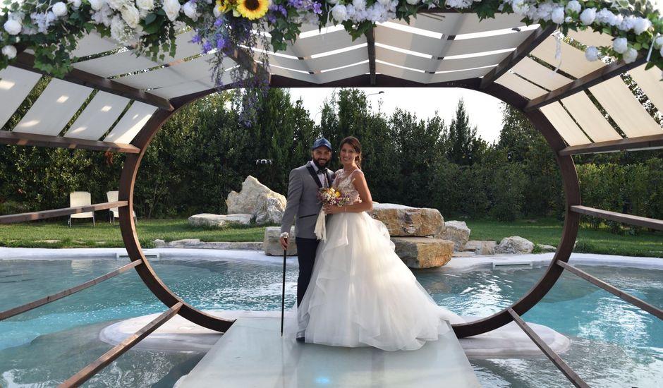 Il matrimonio di Matteo e Erica a Pontenure, Piacenza