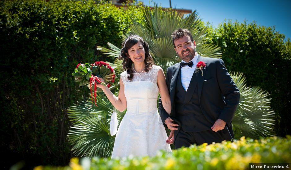 Il matrimonio di Gianfranco e Tania a Bari Sardo, Nuoro