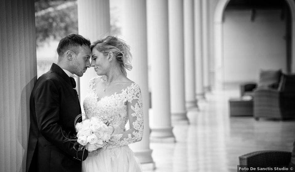 Il matrimonio di Marco e Simona a L'Aquila, L'Aquila
