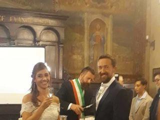 Le nozze di Laura e Cyril 1
