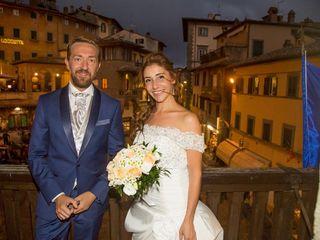 Le nozze di Laura e Cyril