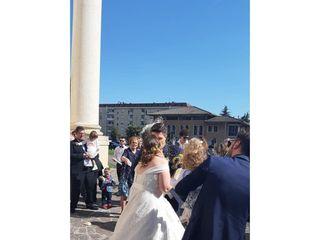 Le nozze di Giorgia e Andrea 1