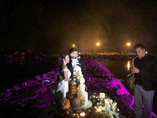 Le nozze di Carmen e Alessandro