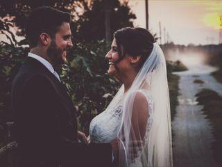 Le nozze di Jonida e Tommaso