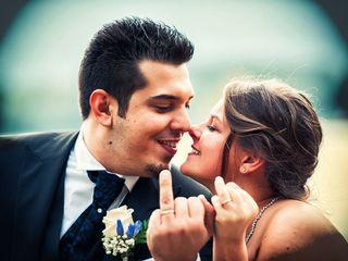 Le nozze di laura e fabio