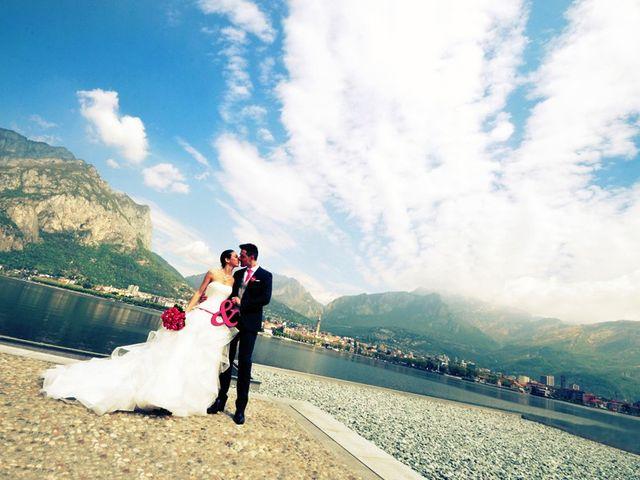 Il matrimonio di Enrico e Jessica a Malgrate, Lecco 1