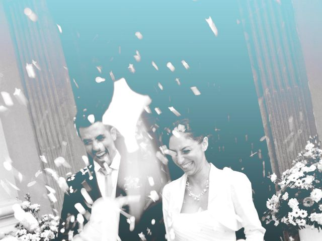 Il matrimonio di Enrico e Jessica a Malgrate, Lecco 10
