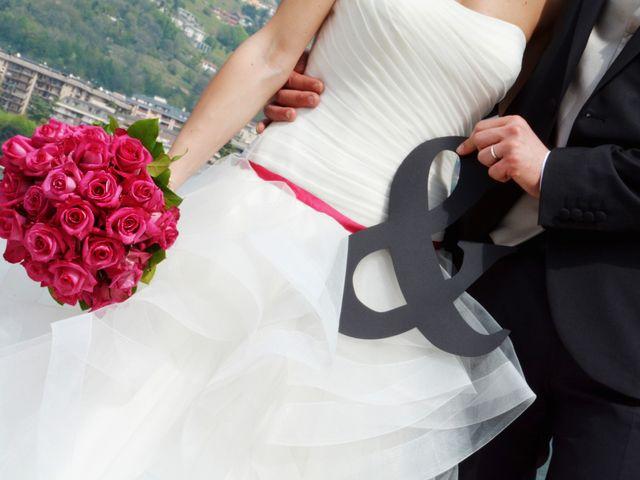 Il matrimonio di Enrico e Jessica a Malgrate, Lecco 13