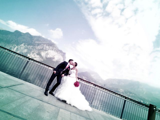 Il matrimonio di Enrico e Jessica a Malgrate, Lecco 16