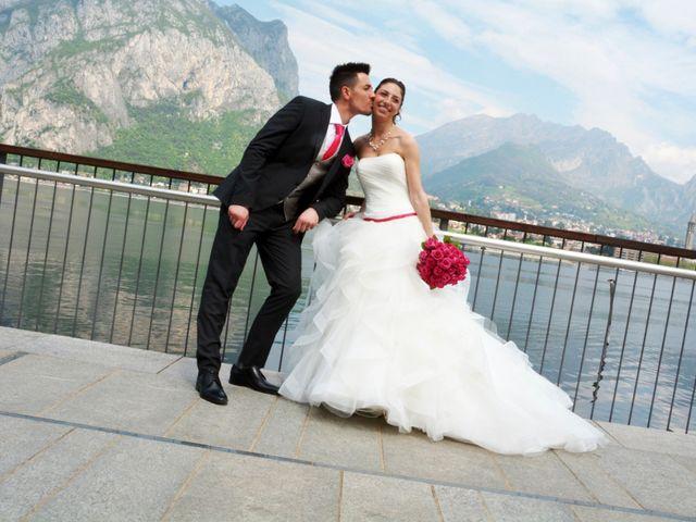 Il matrimonio di Enrico e Jessica a Malgrate, Lecco 17