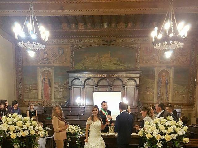 Il matrimonio di Cyril e Laura a Pergo di Cortona, Arezzo 4