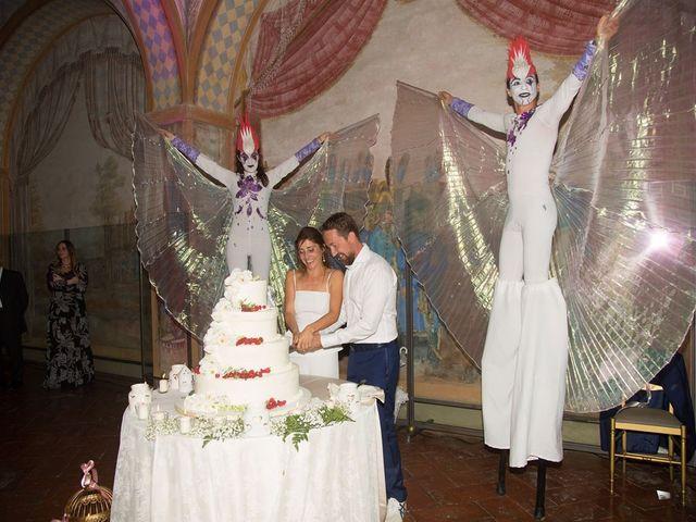 Il matrimonio di Cyril e Laura a Pergo di Cortona, Arezzo 1