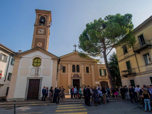 Il matrimonio di Massimo e Valentina a Lecco, Lecco 20