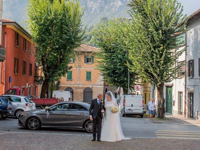 Il matrimonio di Massimo e Valentina a Lecco, Lecco 21