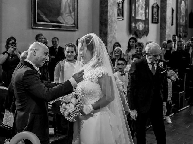Il matrimonio di Massimo e Valentina a Lecco, Lecco 23