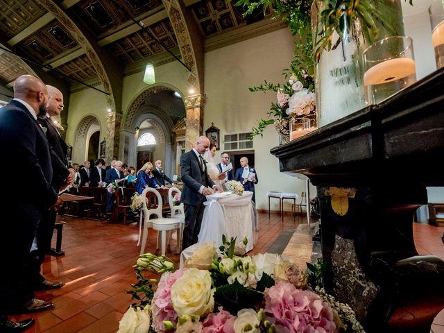 Il matrimonio di Massimo e Valentina a Lecco, Lecco 27