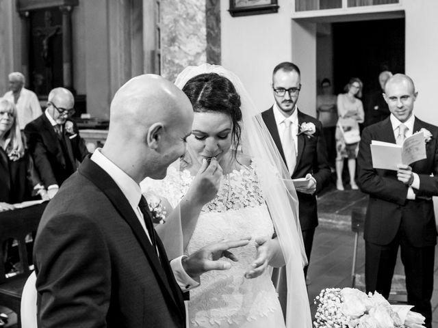 Il matrimonio di Massimo e Valentina a Lecco, Lecco 30
