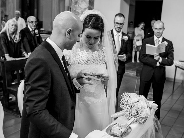 Il matrimonio di Massimo e Valentina a Lecco, Lecco 31