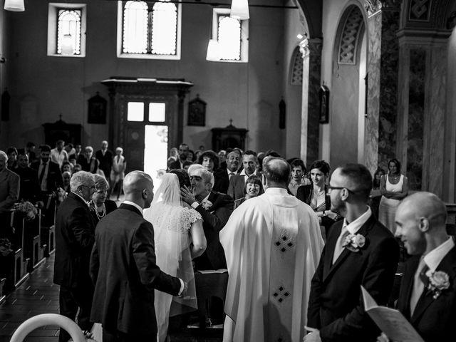 Il matrimonio di Massimo e Valentina a Lecco, Lecco 32