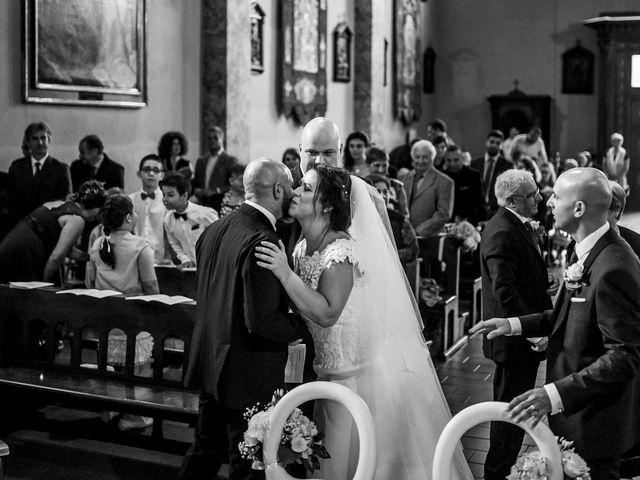 Il matrimonio di Massimo e Valentina a Lecco, Lecco 33
