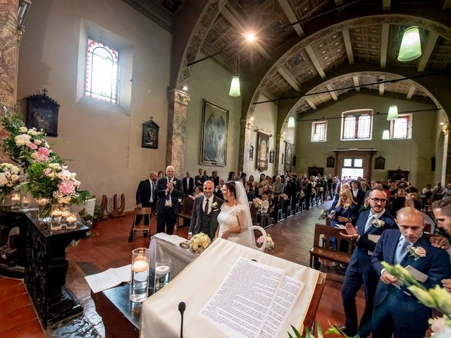 Il matrimonio di Massimo e Valentina a Lecco, Lecco 35