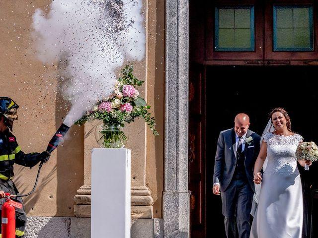 Il matrimonio di Massimo e Valentina a Lecco, Lecco 38