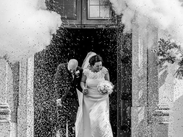 Il matrimonio di Massimo e Valentina a Lecco, Lecco 39