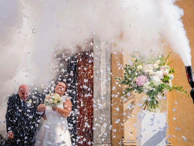 Il matrimonio di Massimo e Valentina a Lecco, Lecco 40