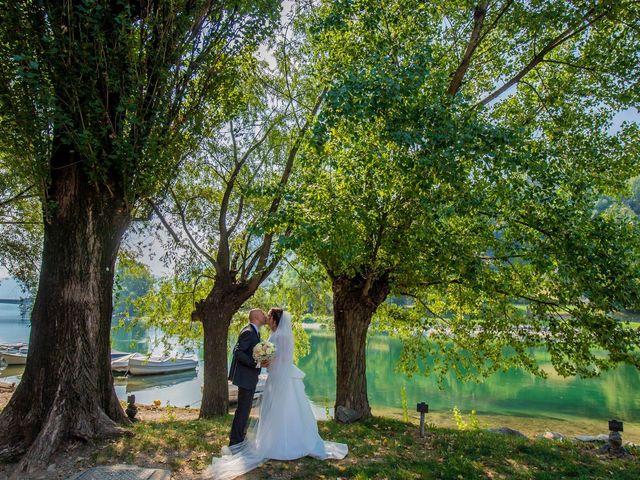 Il matrimonio di Massimo e Valentina a Lecco, Lecco 44