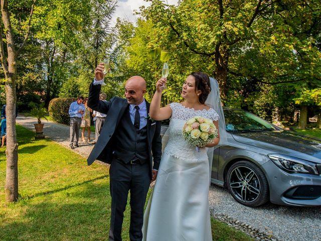 Il matrimonio di Massimo e Valentina a Lecco, Lecco 47