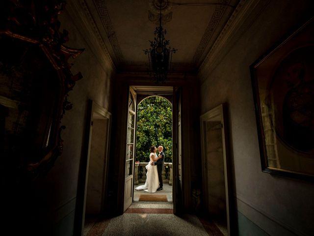 Il matrimonio di Massimo e Valentina a Lecco, Lecco 53
