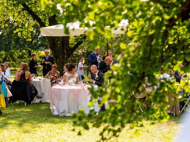 Il matrimonio di Massimo e Valentina a Lecco, Lecco 54