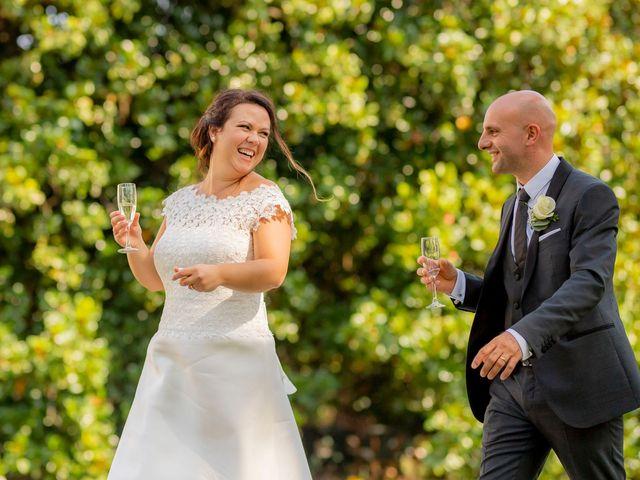 Il matrimonio di Massimo e Valentina a Lecco, Lecco 55