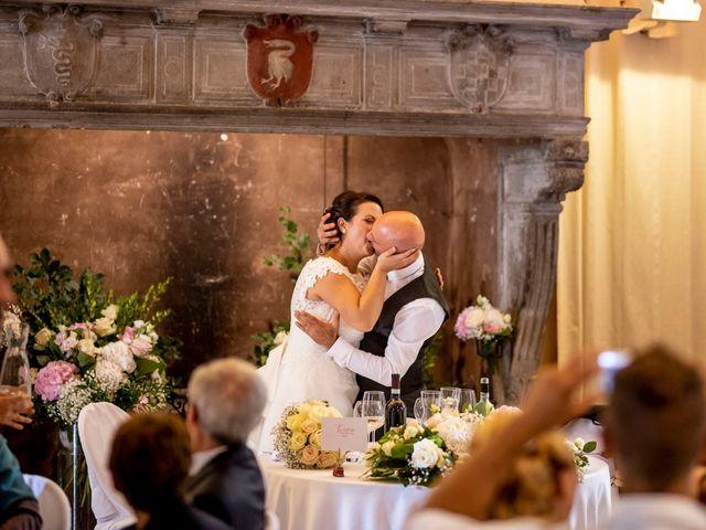 Il matrimonio di Massimo e Valentina a Lecco, Lecco 60