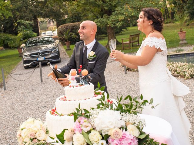 Il matrimonio di Massimo e Valentina a Lecco, Lecco 70