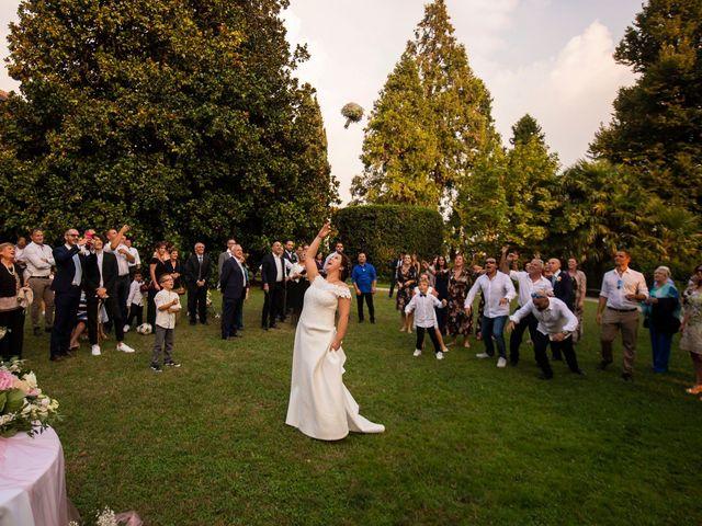 Il matrimonio di Massimo e Valentina a Lecco, Lecco 71