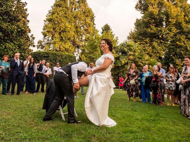 Il matrimonio di Massimo e Valentina a Lecco, Lecco 72