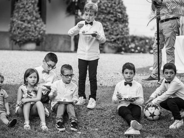 Il matrimonio di Massimo e Valentina a Lecco, Lecco 73