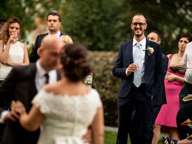 Il matrimonio di Massimo e Valentina a Lecco, Lecco 77