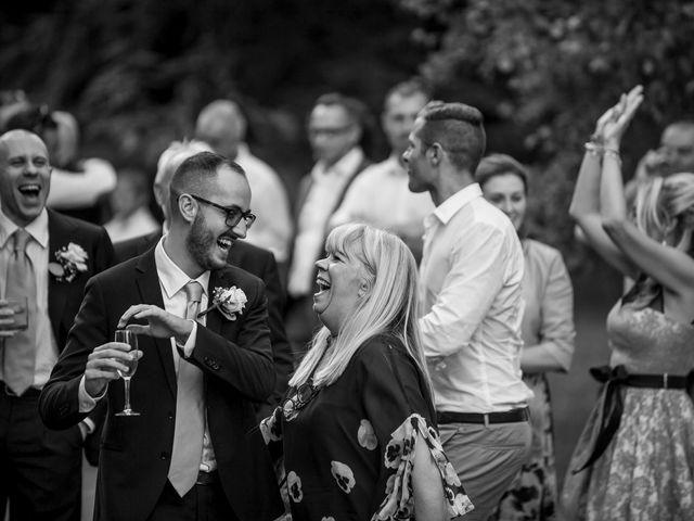 Il matrimonio di Massimo e Valentina a Lecco, Lecco 78