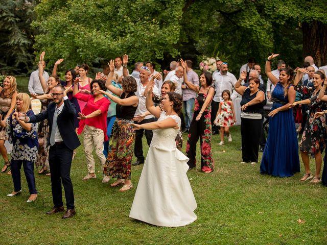 Il matrimonio di Massimo e Valentina a Lecco, Lecco 80