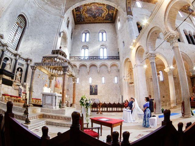 Il matrimonio di Giuseppe e Stefania a Bari, Bari 21