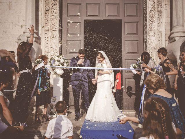 Il matrimonio di Giuseppe e Stefania a Bari, Bari 28