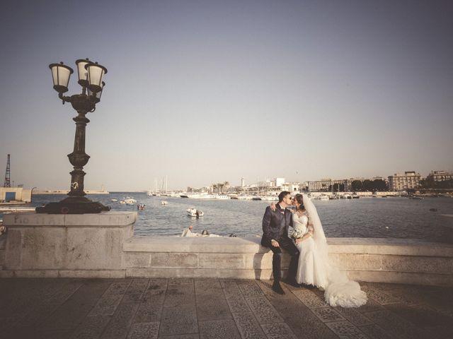 Il matrimonio di Giuseppe e Stefania a Bari, Bari 44