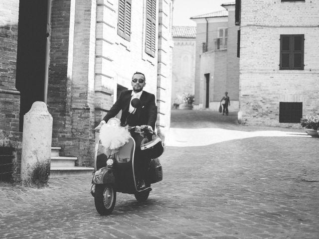 Il matrimonio di Mirco e Benedetta a Recanati, Macerata 4